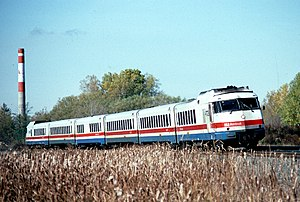 Turboliner - Image: Turboliner 152