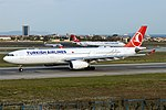 Turkish Airlines, TC-LOA, Airbus A330-343 (30358215187).jpg