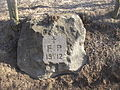 Tursko PZ CZ - inscribed stone SW of the village 0066.jpg