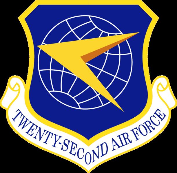 File:Twenty-Second Air Force - Emblem.png