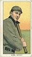 Ty Cobb, Detroit Tigers, baseball card portrait LCCN2008676581.jpg