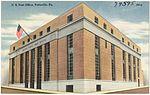 U.S. Post Office, Pottsville, Pa (79595).jpg