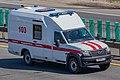 UAZ ambulance in Minsk 1.jpg
