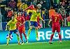 UEFA EURO qualifiers Sweden vs Romaina 20190323 Duell 3.jpg