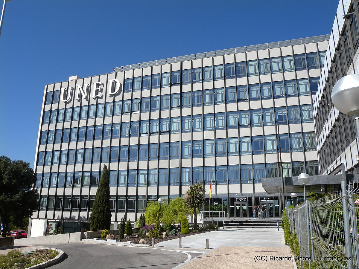 Higher technical school of computer engineering at uned for Biblioteca de la uned madrid