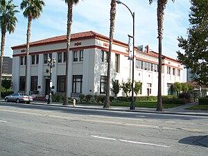 English: San Jose Water Works. 374 West Santa ...