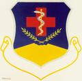 USAF Hospital, Clark emblem.png