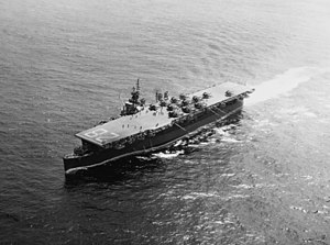 USS Cabot (CVL-28) - Image: USS Cabot (CVL 28)