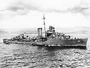 USS Ralph Talbot (DD-390)