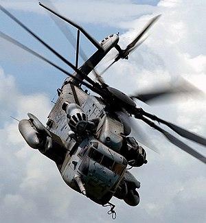 HMH-462 - A HMH-462 CH-53E in 2002.