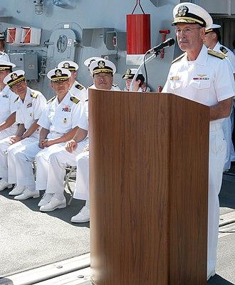 Garland Wright - Speaking in 2006