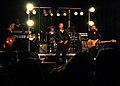 US Navy 070315-N-2903M-003 U.S. Navy Band Southeast rock band, Pride, performs at Berkmar High School as part of the Atlanta Navy Week.jpg