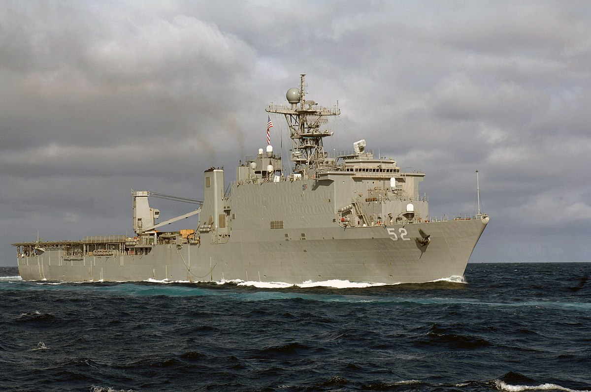 USS Pearl Harbor - Wikipedia