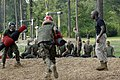 US Navy 070625-N-3642E-481 At Marine Corps Recruit Depot, Parris Island, Marine Corps recruits train together with pugil sticks to progress their hand-to-hand combat skills.jpg