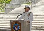 US Navy photo 170625-N-WY954-028 67th Korean War Memorial Ceremony.jpg