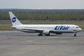 UTair, VQ-BSX, Boeing 767-306 ER (16840921704).jpg