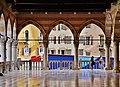 Udine Palazzo Comunale Loggia del Lionello 09.JPG