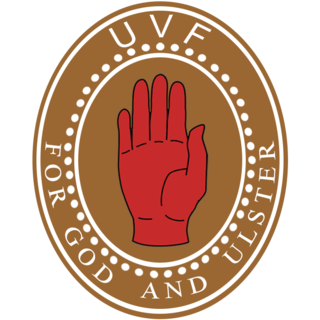Ulster Volunteer Force Ulster loyalist paramilitary group formed in 1966