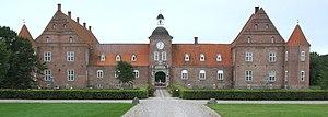 Ulstrup Castle - The gate wing