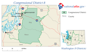 Washington\'s 8th congressional district - Wikipedia