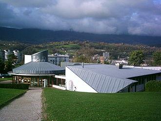 Université Savoie-Mont Blanc - Image: Univ Savoie Cafe restaurant