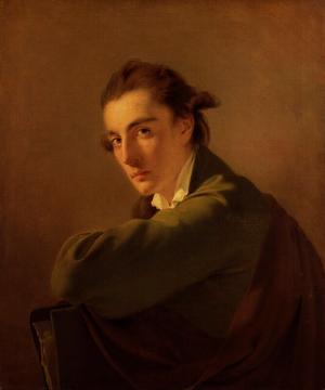 Richard Hurleston - Image: Unknown man by unknown artist poss Richard Hurleston by Joseph Wright