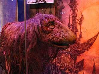 The Dark Crystal - Mystic puppet, Smithsonian Institution National Museum of American History.