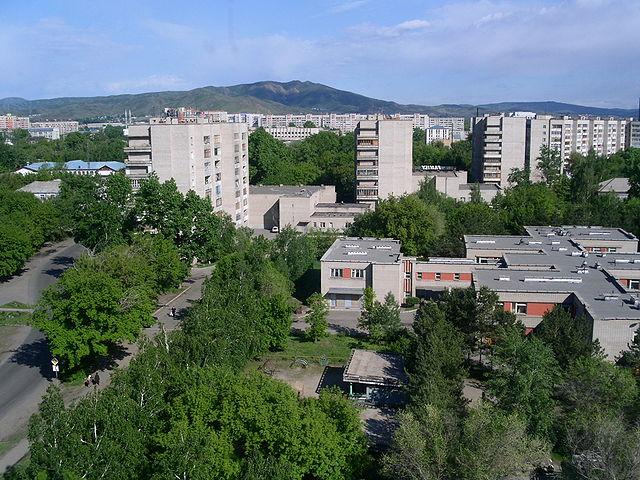 Ostkasachstan