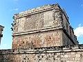 Uxmal - Quadrangulo de las Monjas - Östlicher Palast 7.jpg