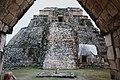 Uxmal Pyramid of the Magician (9785426575).jpg