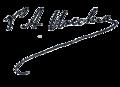 V. A. Urechia - signature.png