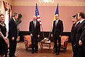 VP Biden meets PM Yatsenyuk in Kyiv, Ukraine, April 22, 2014 (13981694634).jpg
