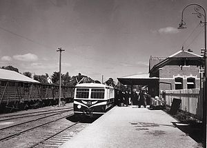 Mansfield Railway Station Victoria Wikipedia
