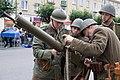 V rekonstrukcja Bitwy o Mławę, miasto 0733.jpg