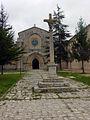Valladolid monasterio Valbuena 20 fachada iglesia lou.jpg