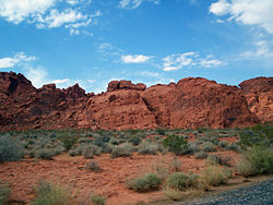 Valley of Fire State Park, Nevada 2008.jpg