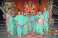Varanasi pandits at ahoratram.JPG