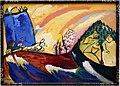 Vasily kandinsky, pittura con troika, 1911.jpg