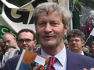 Italian philosopher, politician