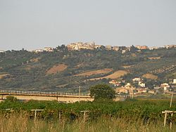 View of Paglieta