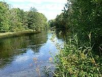 Velise river at Rumba 2009.jpg