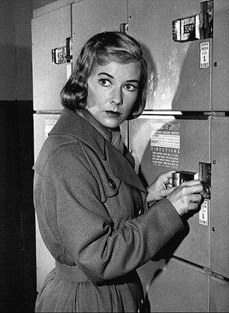 Mirror Image (The Twilight Zone) - Image: Vera Miles The Twilight Zone 1960
