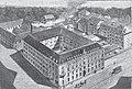 Verlagsgebäude der Deutschen Verlags-Anstalt in der Neckarstraße 121–123 in Stuttgart, 1898.jpg