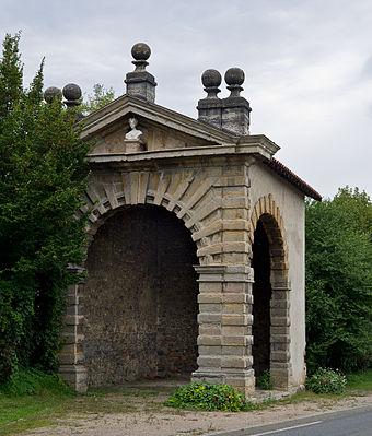 Pavillon de Cornevent