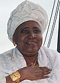Vice President of Gambia visits HSV Swift. (8243542829) (cropped) 2.jpg