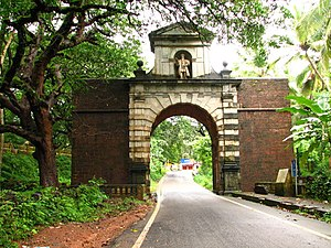 Old Goa - Image: Viceroy's Arch