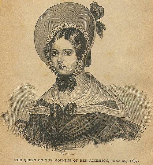 drottning viktoria