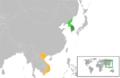 Vietnam North Korea South Korea Locator.png
