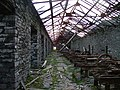 View inside the slate sawing shed - geograph.org.uk - 262177.jpg