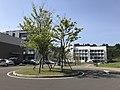 View of Inamori Foundation Memorial Hall of Ito Campus of Kyushu University 2.jpg